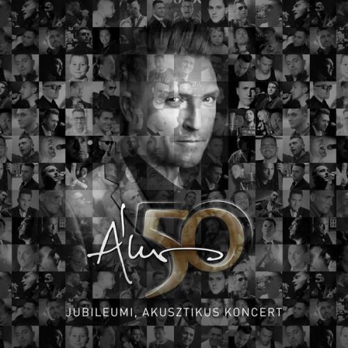 ÁKOS: 50 - Jubileumi, akusztikus koncert