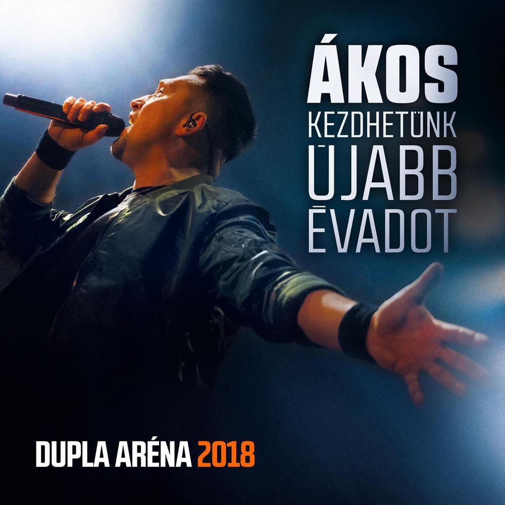 ÁKOS: Kezdhetünk újabb évadot - Dupla Aréna 2018