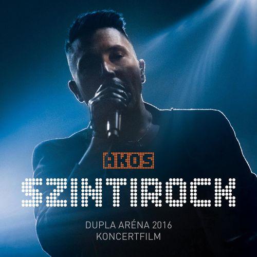 ÁKOS: Szintirock - Dupla Aréna 2016