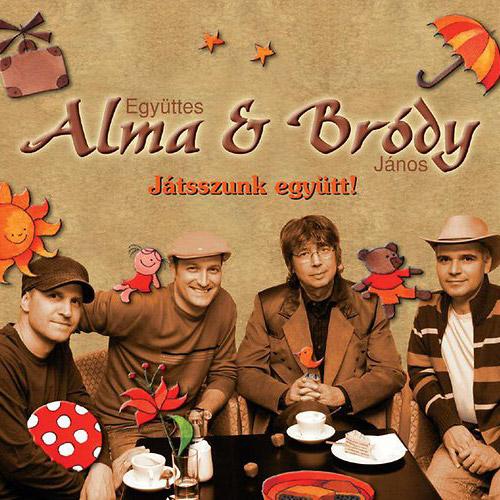 ALMA & BRÓDY: Játsszunk együtt!