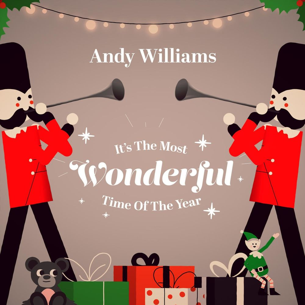 ANDY WILLIAMS: It's the Most Wonderful Time of the Year