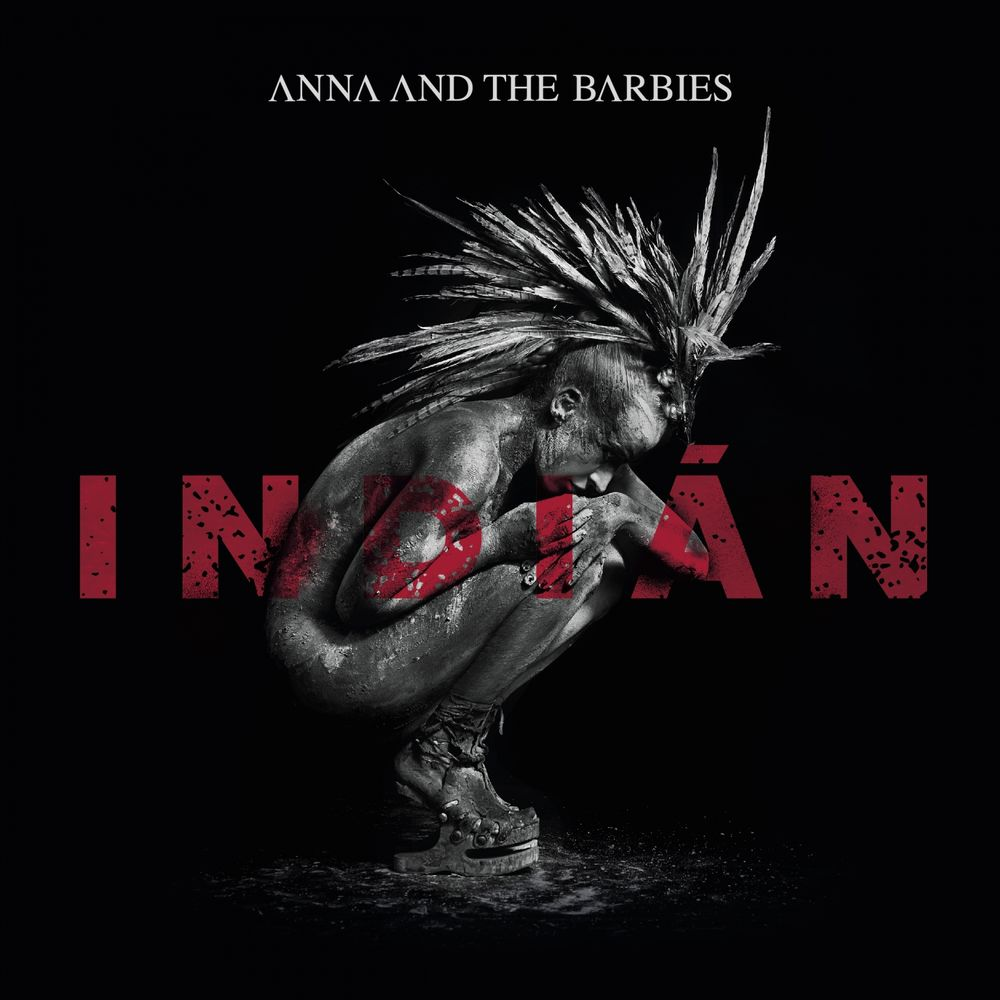 ANNA AND THE BARBIES: Indián