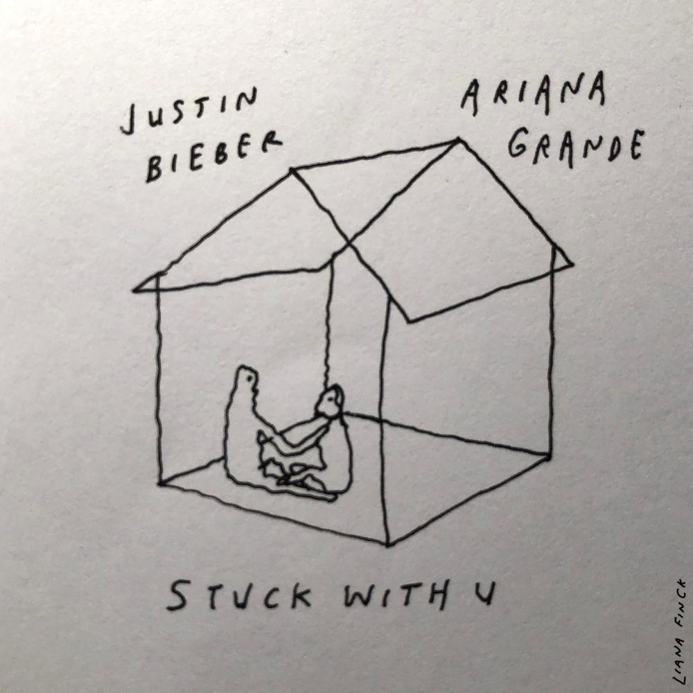 ARIANA GRANDE & JUSTIN BIEBER: Stuck with U