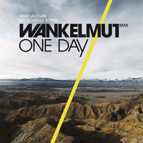 ASAF AVIDAN & WANKELMUT: One Day / Reckoning Song