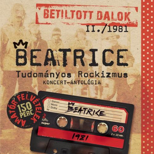 BEATRICE: Betiltott dalok 2. - Tudományos Rockizmus