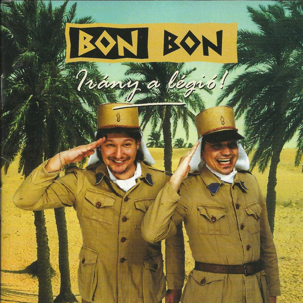 BON-BON: Valami Amerika