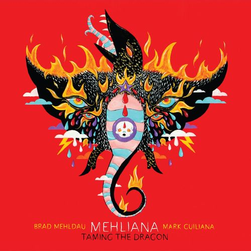 BRAD MEHLDAU - MARK GIULIANA: Mehliana - Taming The Dragon