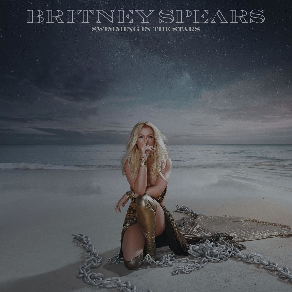 BRITNEY SPEARS: Swimming In The Stars