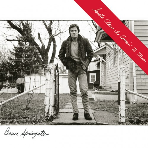 BRUCE SPRINGSTEEN: Santa Claus Is Comin' To Town - Live