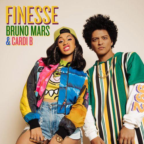 BRUNO MARS feat. CARDI B: Finesse