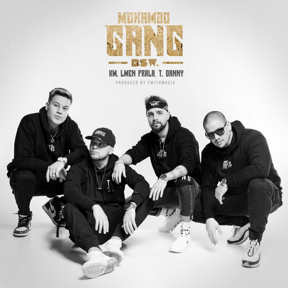 BSW feat. LMEN PRALA, T. DANNY: Mokambo Gang