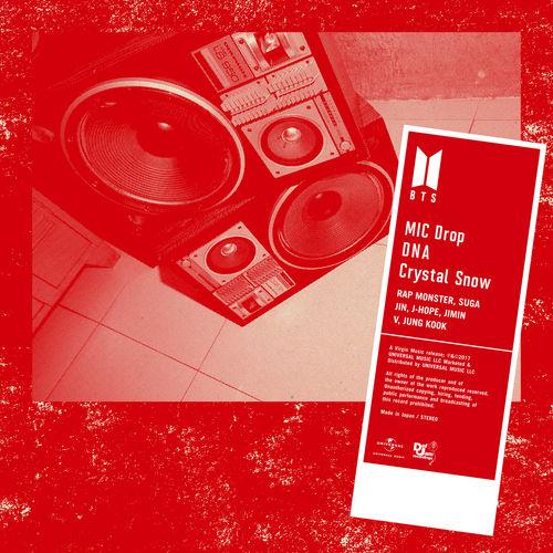 BTS: Crystal Snow