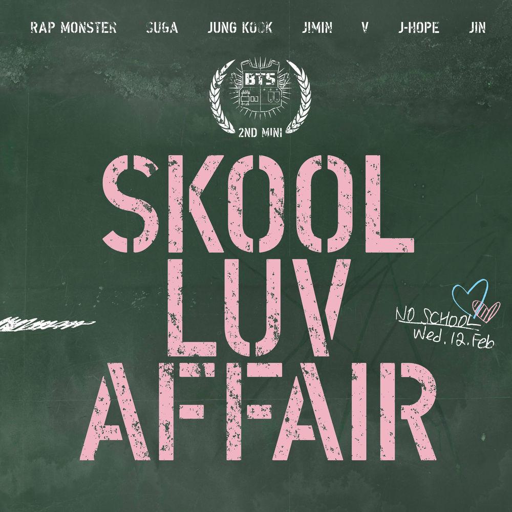 BTS: Skool Luv Affair