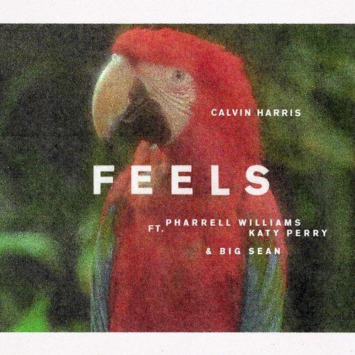 CALVIN HARRIS feat. PHARRELL WILLIAMS, KATY PERRY & BIG SEAN: Feels