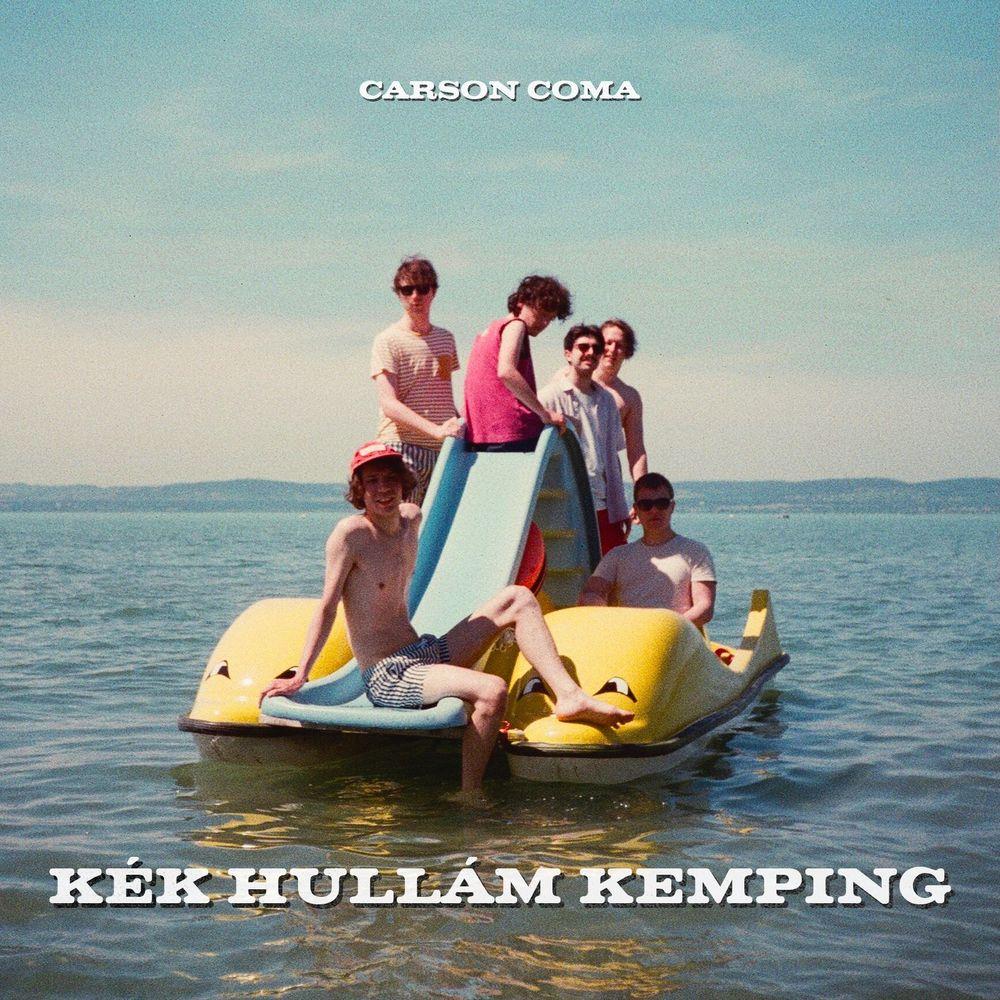 CARSON COMA: Kék Hullám Kemping