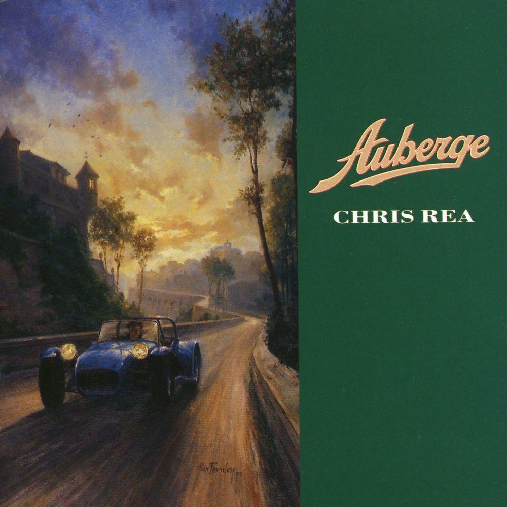 CHRIS REA: Auberge