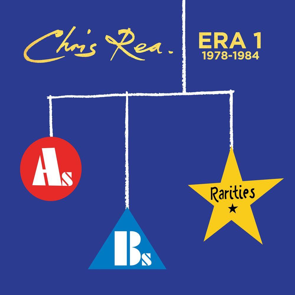 CHRIS REA: Era 1 - 1978-1984