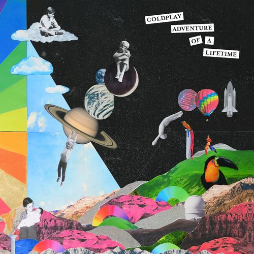 COLDPLAY: Adventure Of A Lifetime
