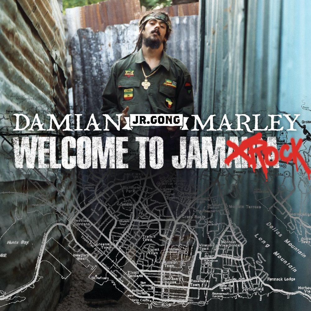 DAMIAN JR. GONG MARLEY: Welcome To Jamrock