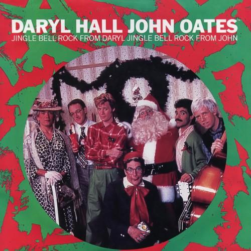DARYL HALL & JOHN OATES: Jingle Bell Rock