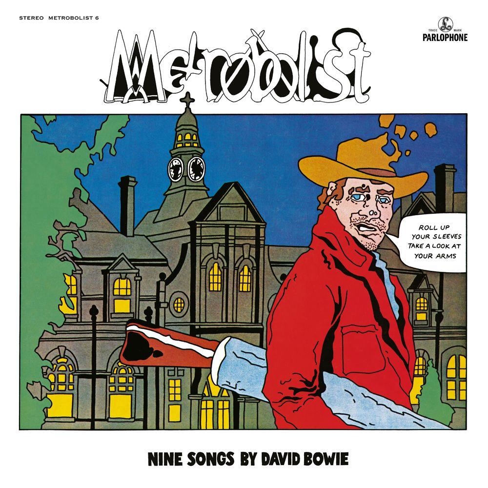 DAVID BOWIE: Metrobolist