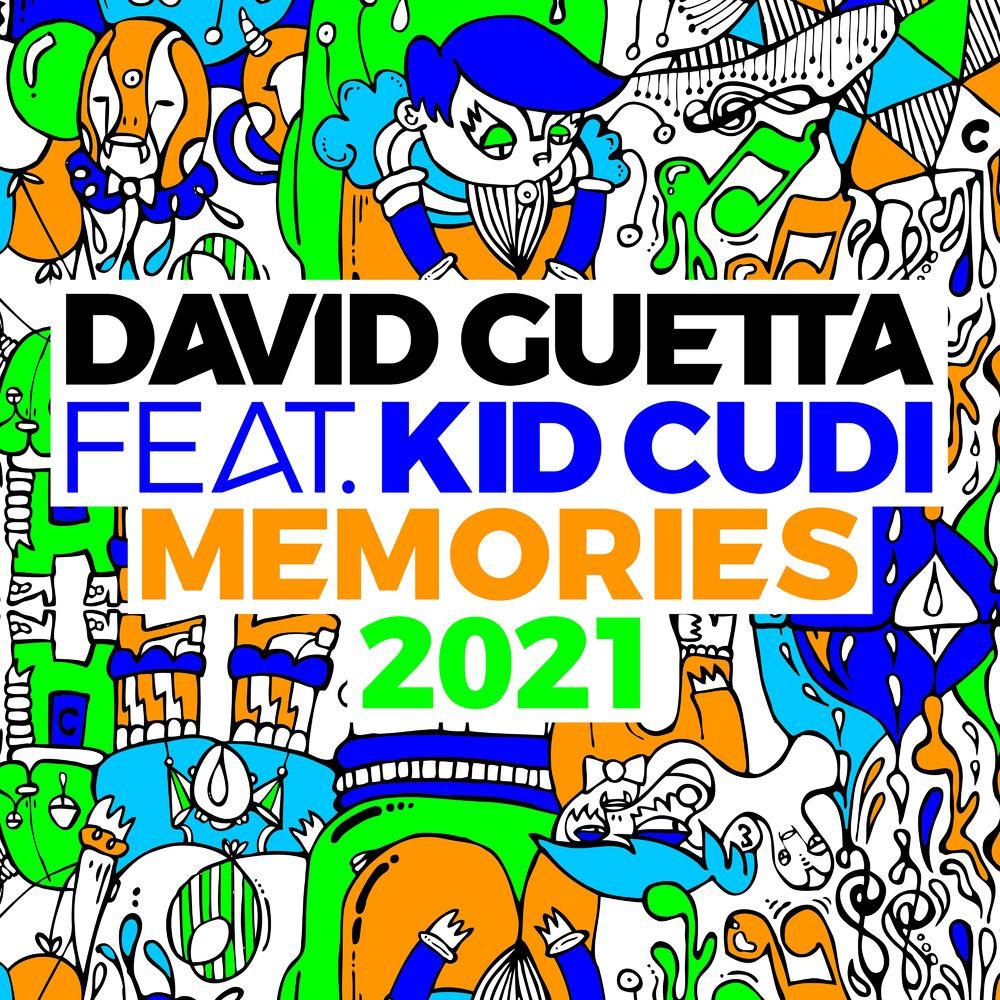 DAVID GUETTA feat. KID CUDI: Memories 2021