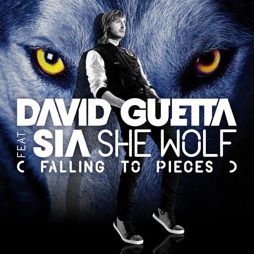 DAVID GUETTA feat. SIA: She Wolf (Falling To Pieces)