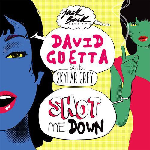 DAVID GUETTA feat. SKYLAR GREY: Shot Me Down