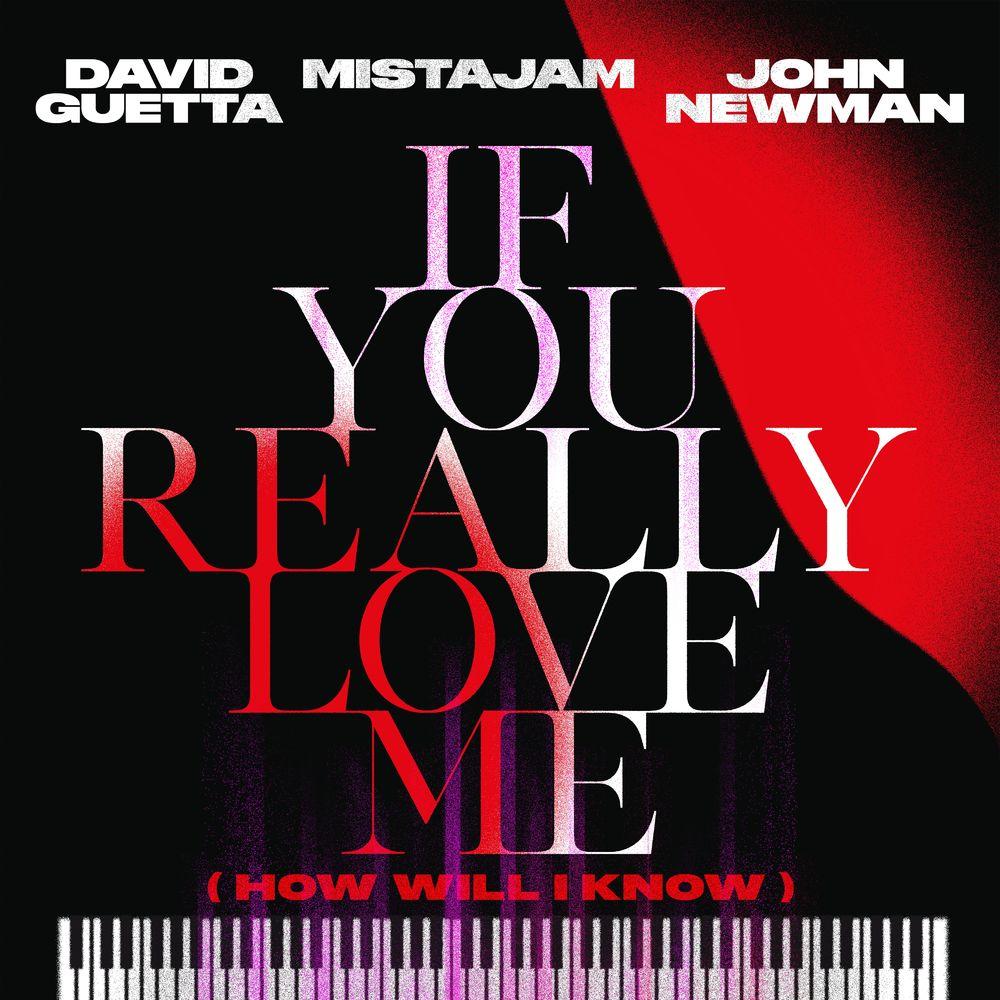 DAVID GUETTA x MISTAJAM x JOHN NEWMAN: If You Really Love Me (How Will I Know)
