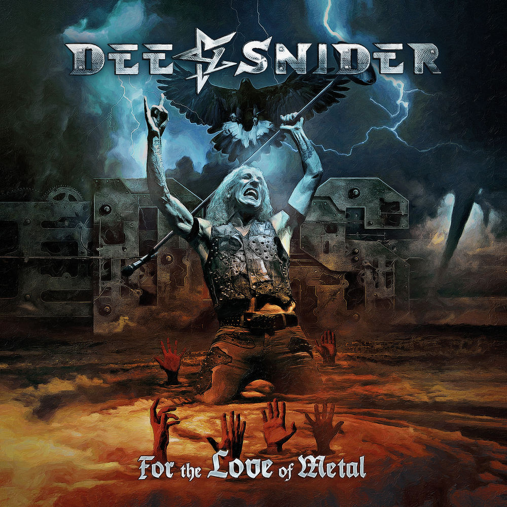 DEE SNIDER: For The Love Of Metal