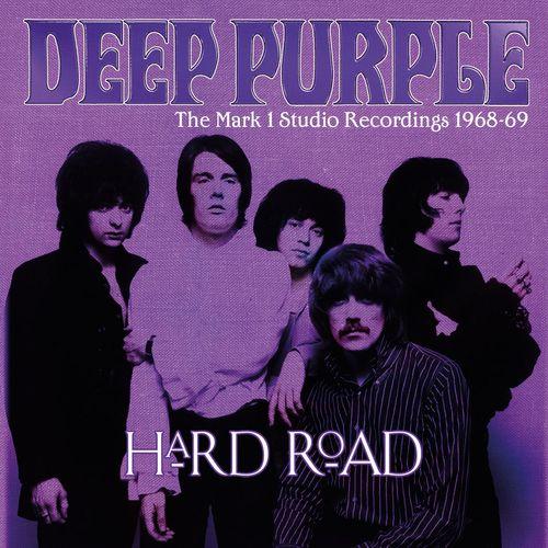 DEEP PURPLE: Hard Road: The Mark 1 Studio Recordings 1968-69