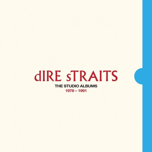 DIRE STRAITS: The Studio Albums 1978-1991