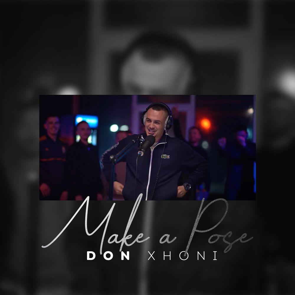 DON XHONI: Make a Pose