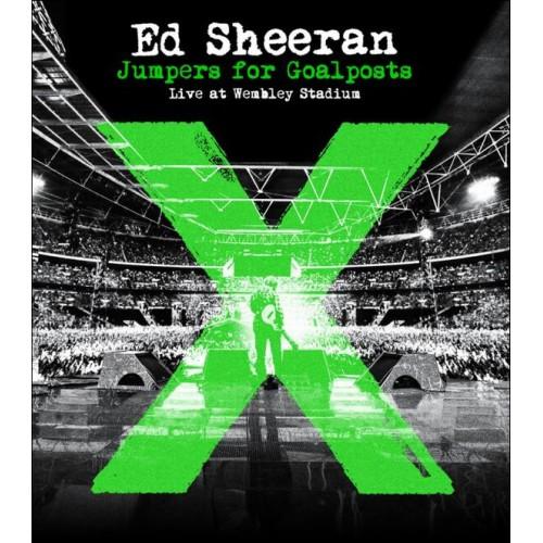 ED SHEERAN: Jumpers For Goalposts - Live At Wembley Stadium