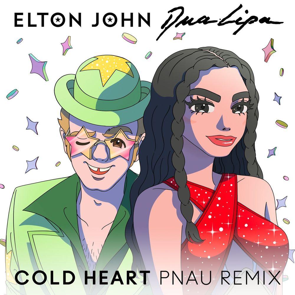 ELTON JOHN & DUA LIPA: Cold Heart