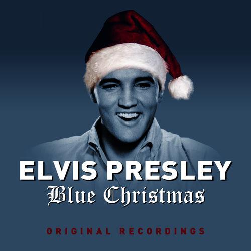 ELVIS PRESLEY: Blue Christmas