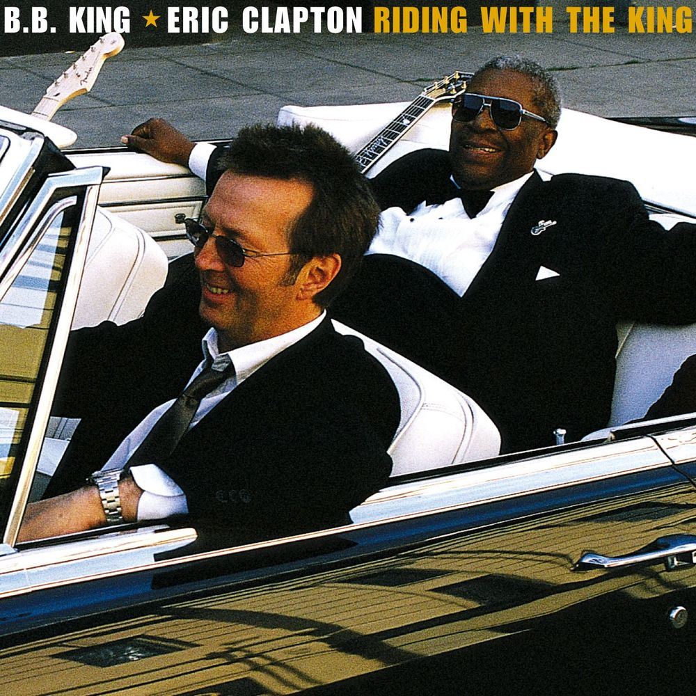 ERIC CLAPTON & B.B. KING: Riding With The King