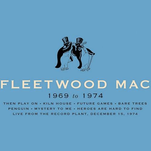 FLEETWOOD MAC: 1969 To 1974