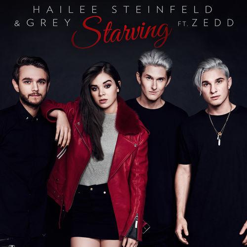 HAILEE STEINFELD & GREY feat. ZEDD: Starving