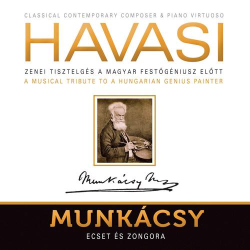 HAVASI BALÁZS: Ecset és zongora