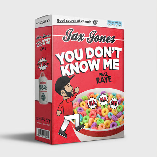 JAX JONES feat. RAYE: You Don't Know Me