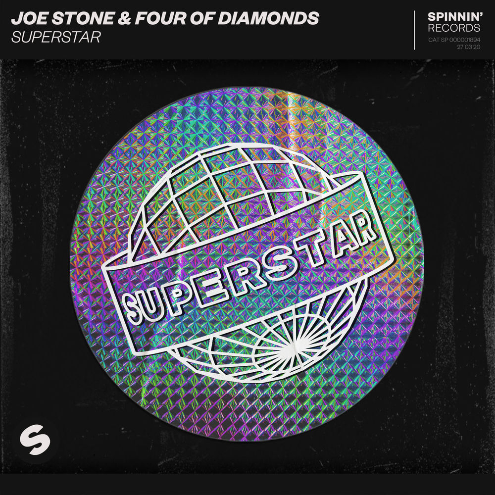JOE STONE & FOUR OF DIAMONDS: Superstar