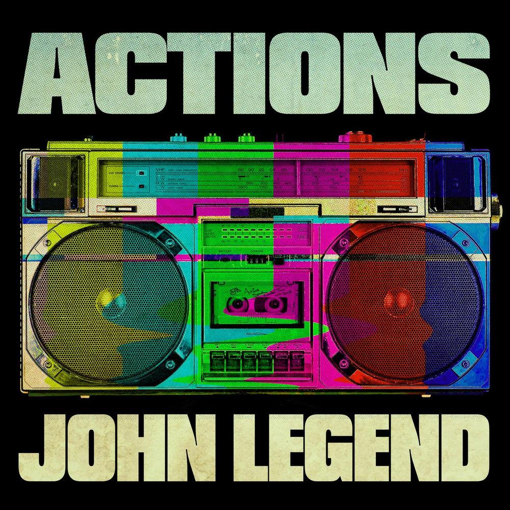 JOHN LEGEND: Actions