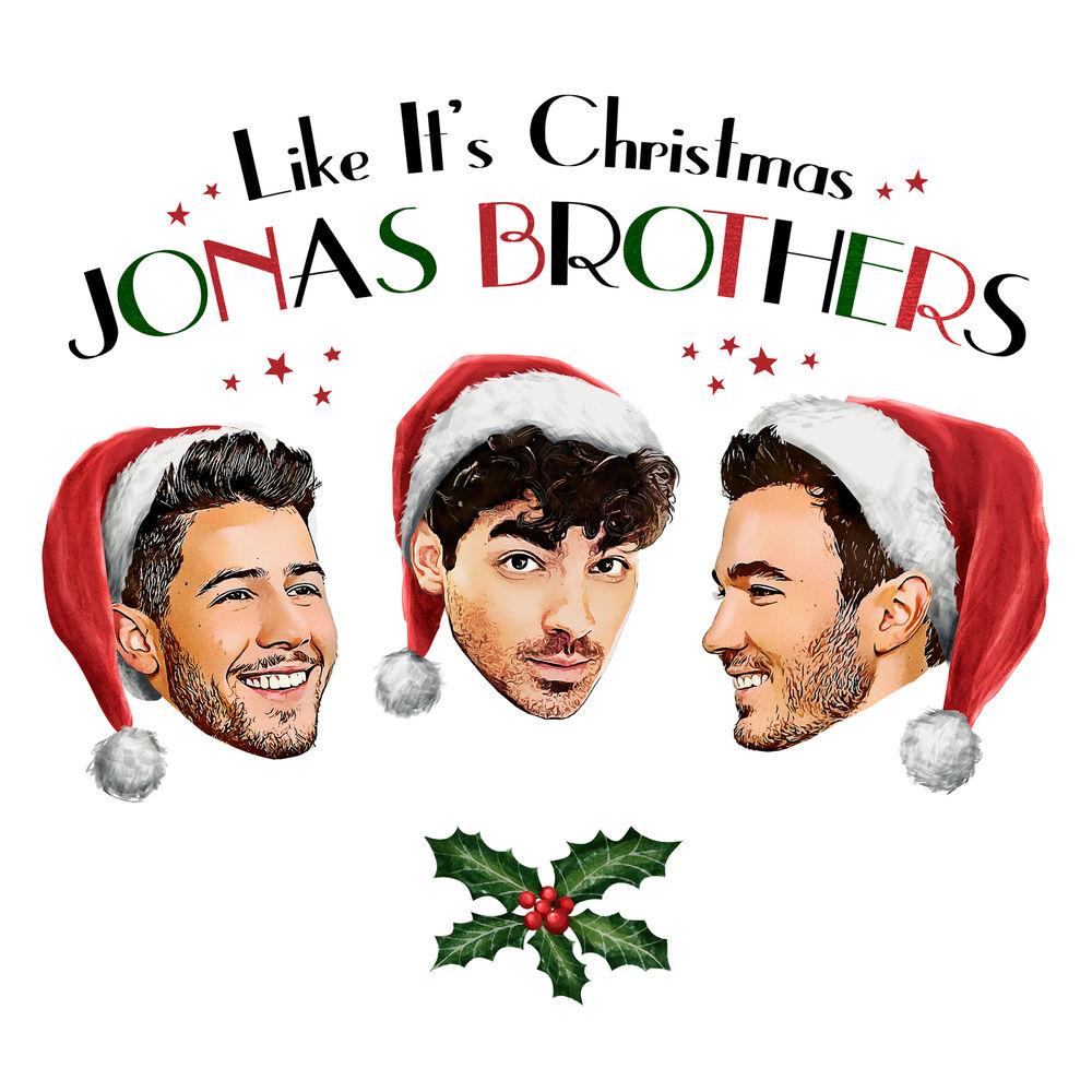JONAS BROTHERS: Like It's Christmas