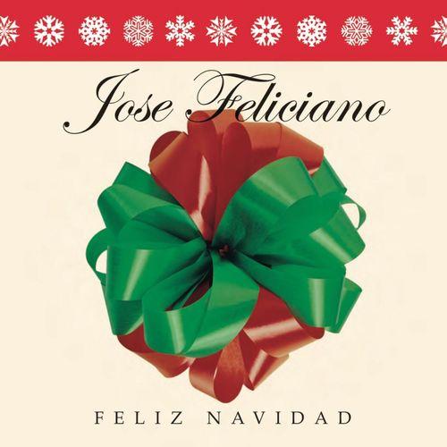 JOSÉ FELICIANO: Feliz Navidad