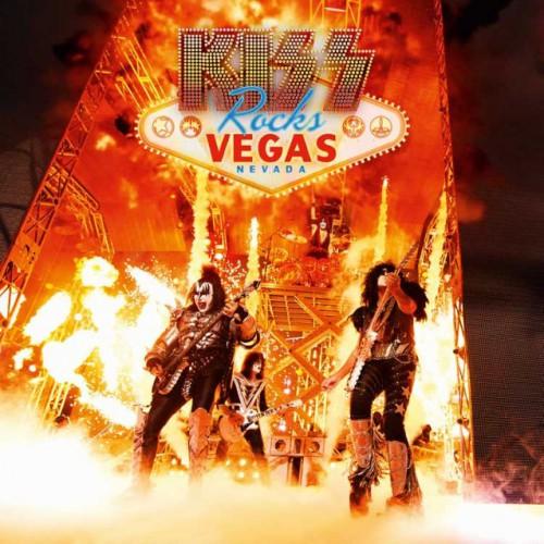 KISS: Rocks Vegas Nevada