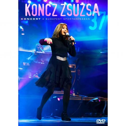 KONCZ ZSUZSA: 37 - Koncert a Budapest Sportarénában