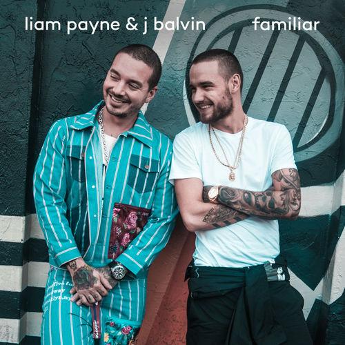 LIAM PAYNE & J BALVIN: Familiar