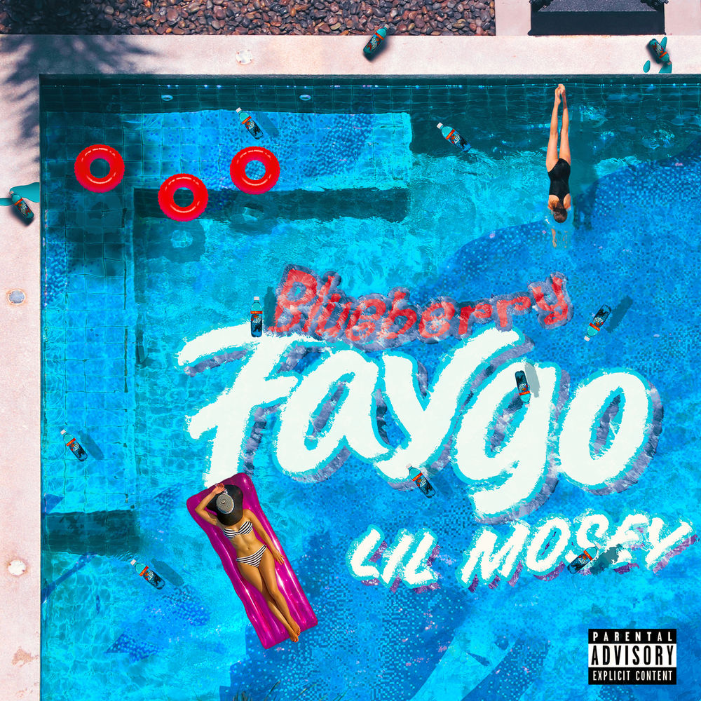 LIL MOSEY: Blueberry Faygo