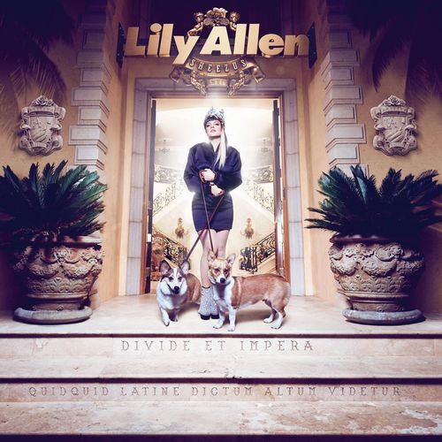 LILY ALLEN: Sheezus